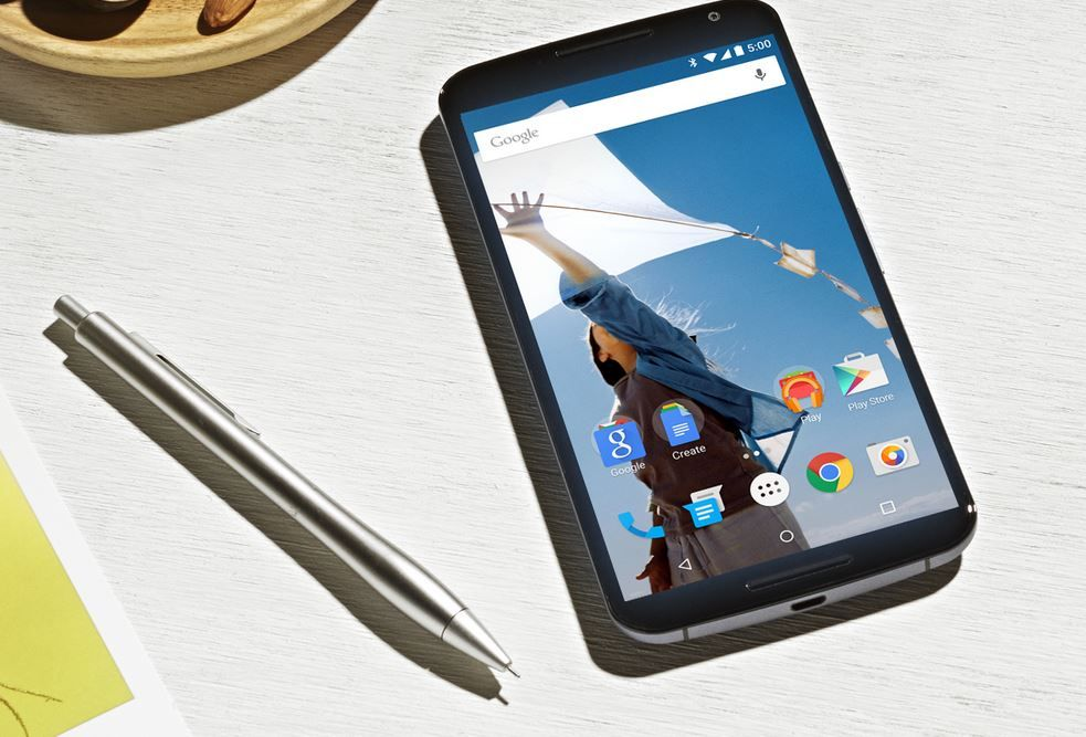 Nexus 6: il phablet da guerra di Google
