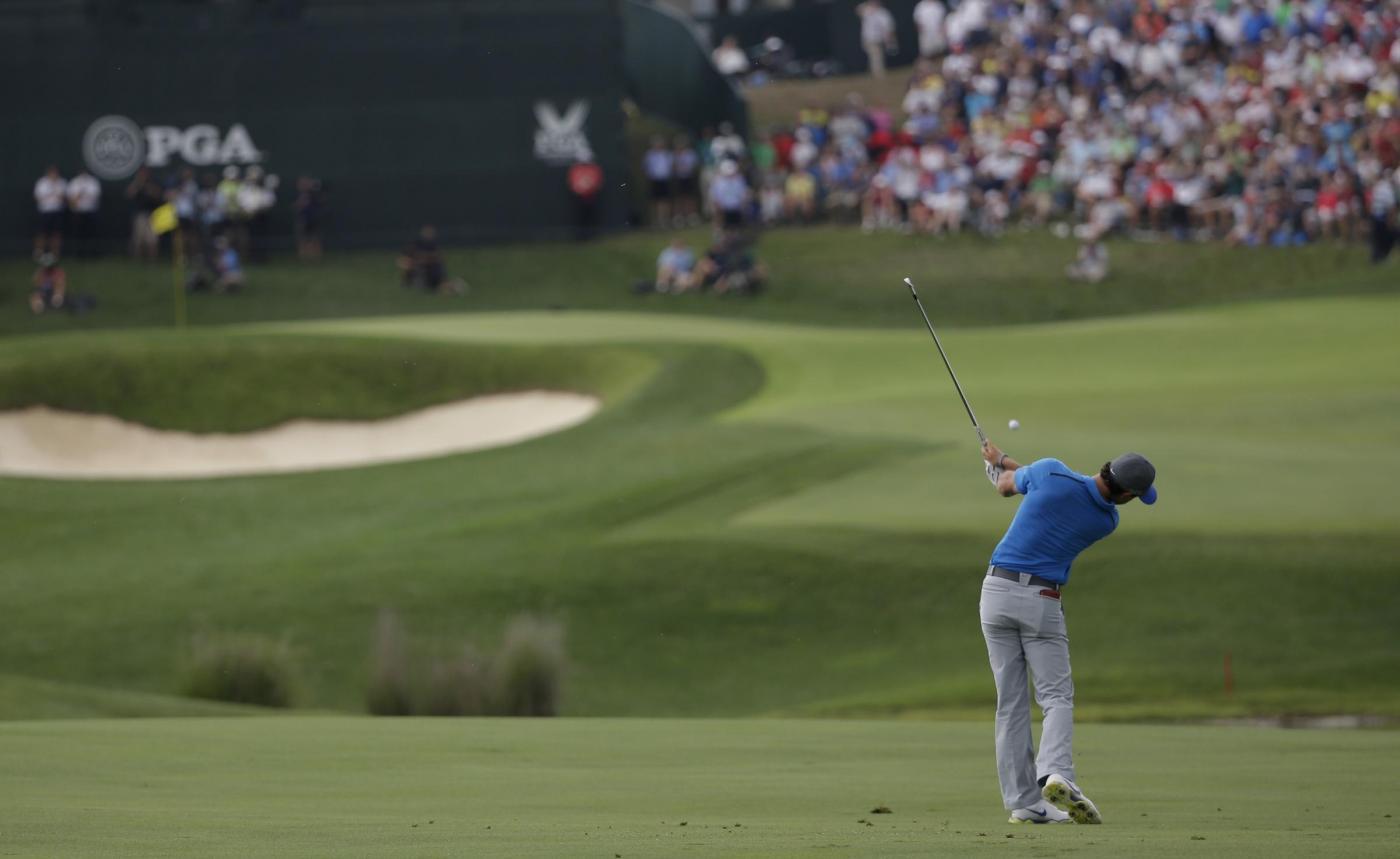PGA Championship 2014 McIlroy