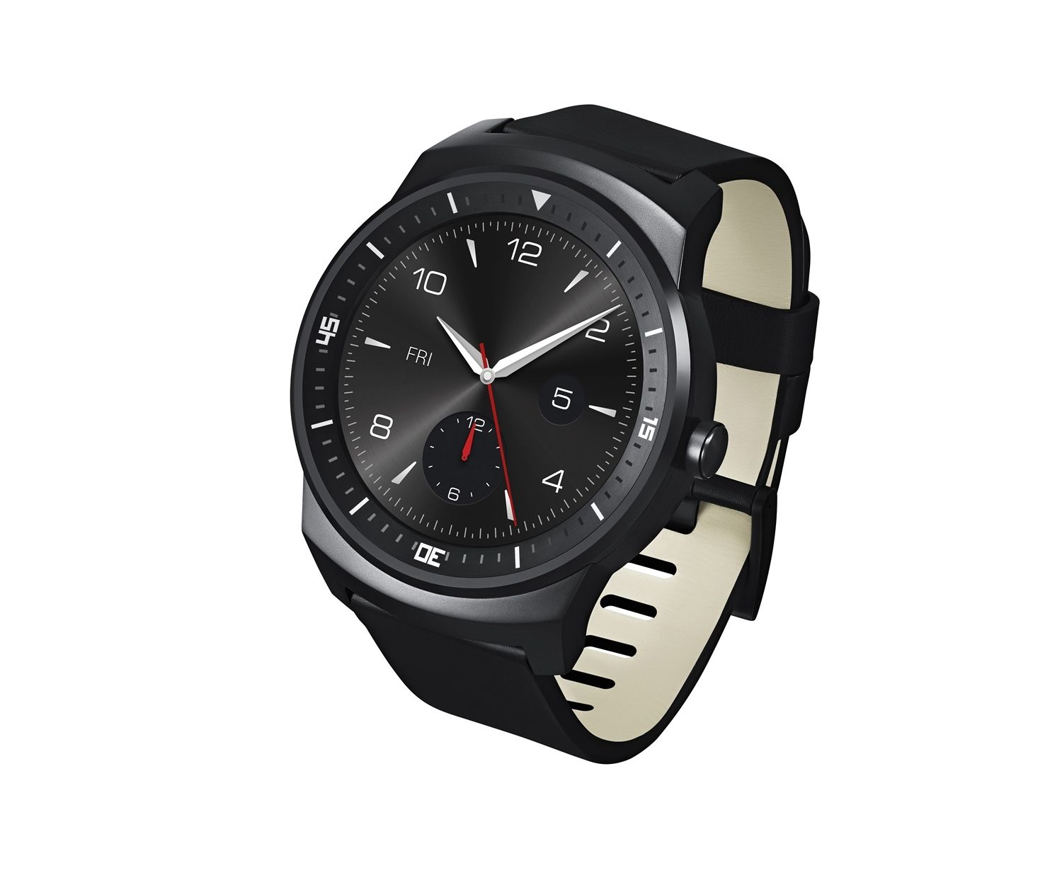 LG G Watch R: il vero orologio Android anti Apple Watch