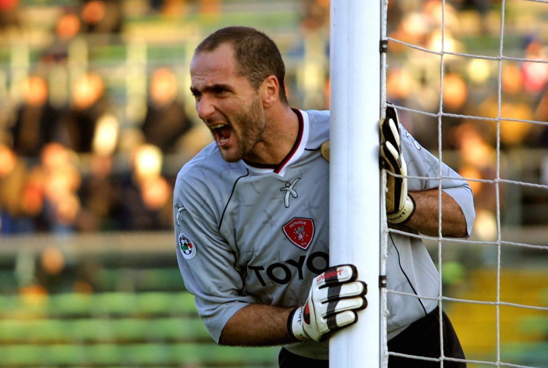 Sebastiano Rossi: indagato per possesso di cocaina l'ex portiere del Milan