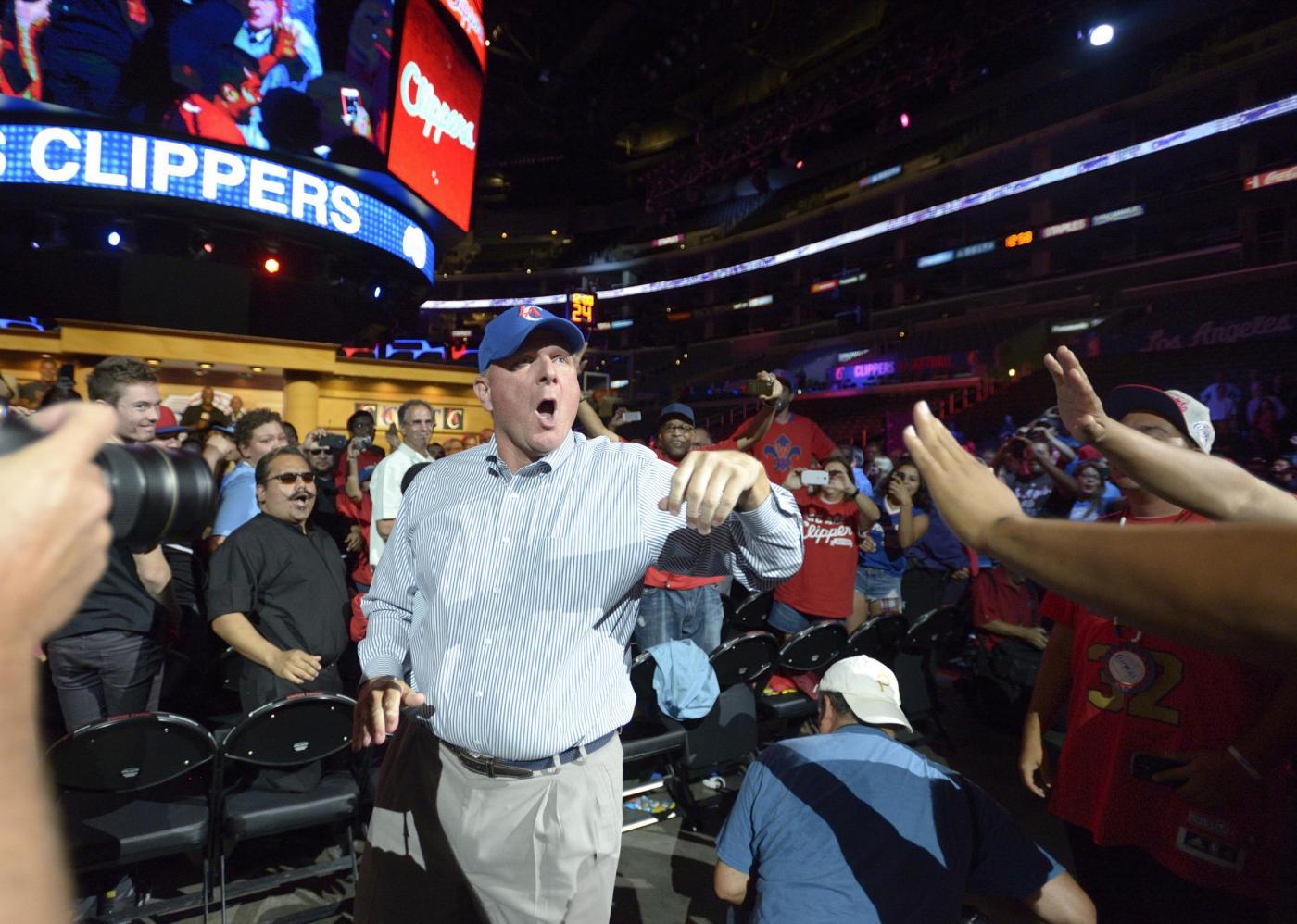 Steve Ballmer abbandona Microsoft per il basket