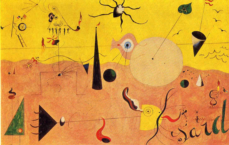 Mostra di Joan Mirò a Mantova: oltre 130 opere raccontano il grande artista catalano