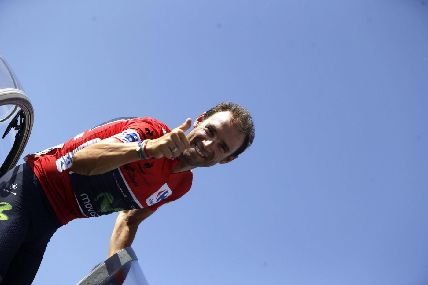 Valverde maglia rossa