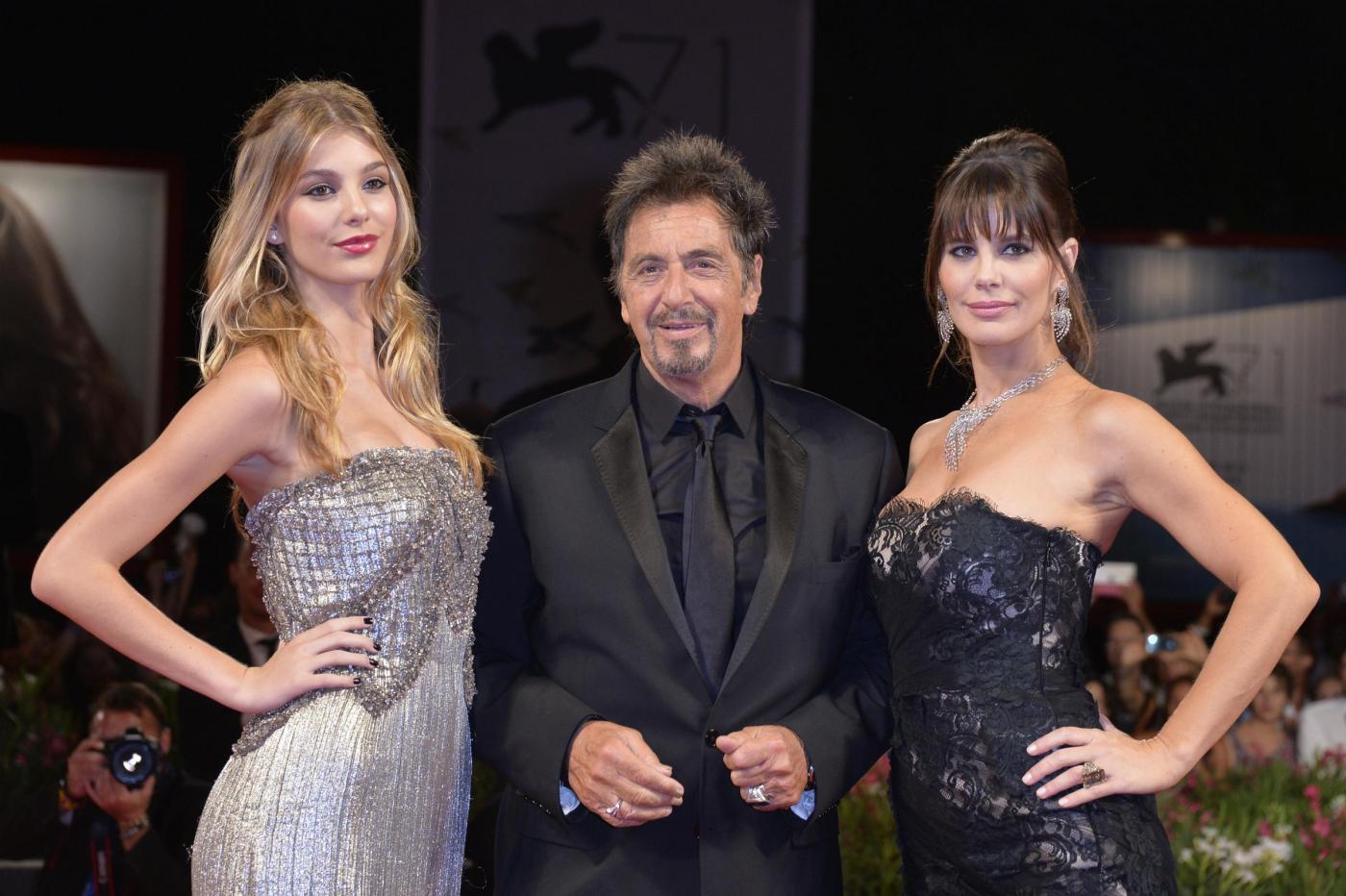 Al Pacino a Venezia 2014 con Manglehorne e The Humbling