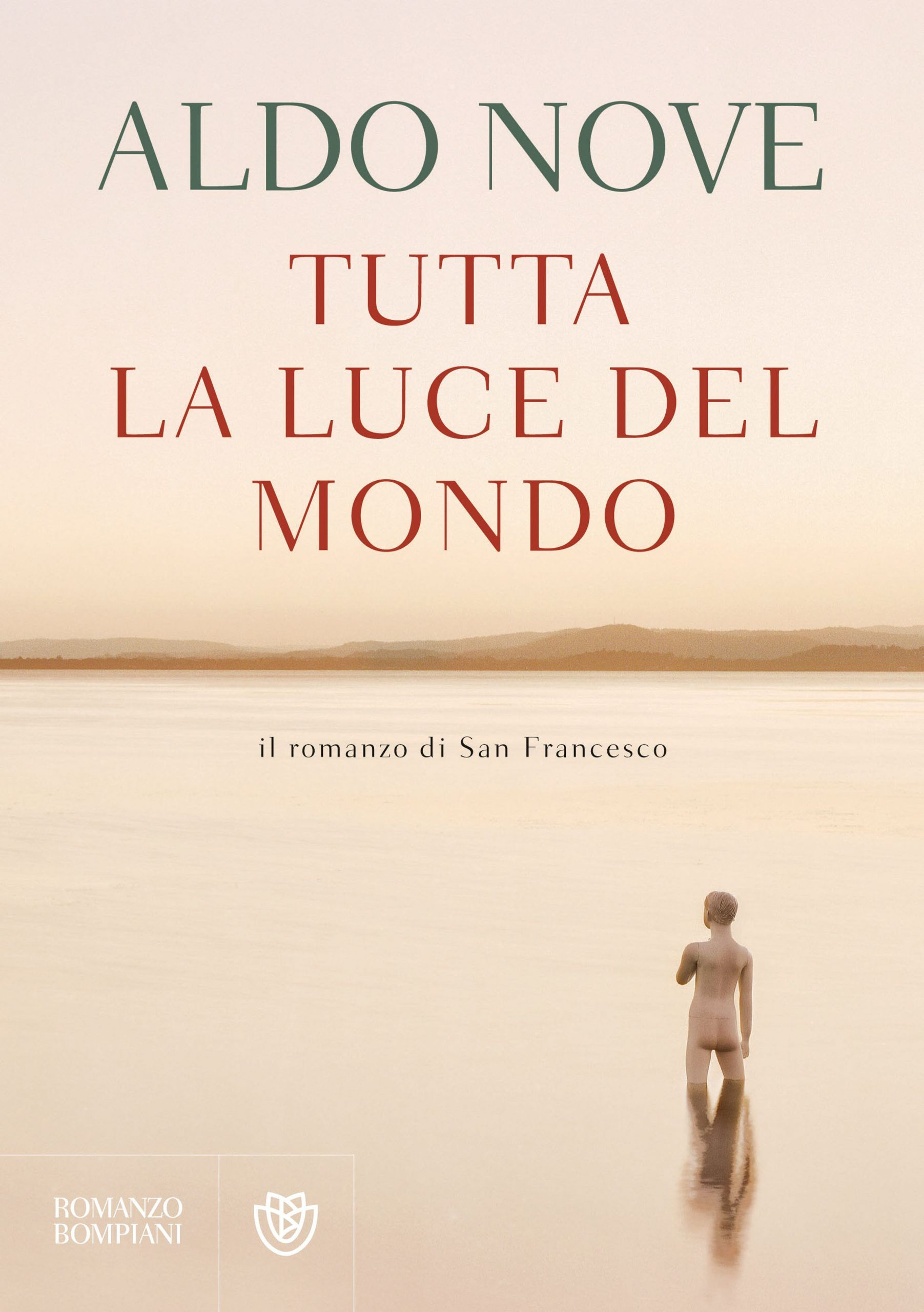 Tutta la luce del mondo, di Aldo Nove: il romanzo di San Francesco
