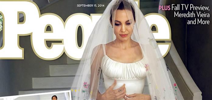 Brad Pitt e Angelina Jolie sposi! La coppia è convolata a nozze in Francia
