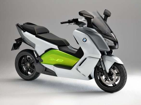 Bmw C Evolution, lo scooter elettrico made in Germany