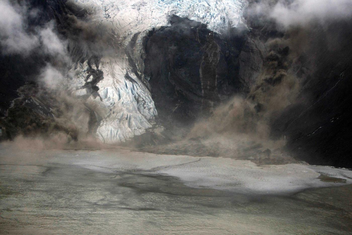 eruzione vulcano islanda 2010