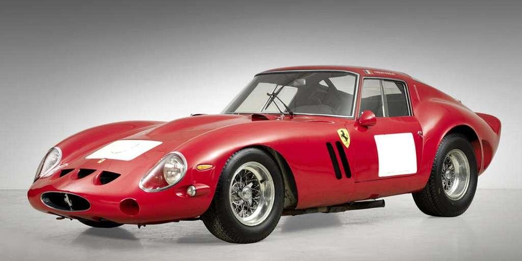 Auto più costosa di sempre: vince la Ferrari 250 GTO