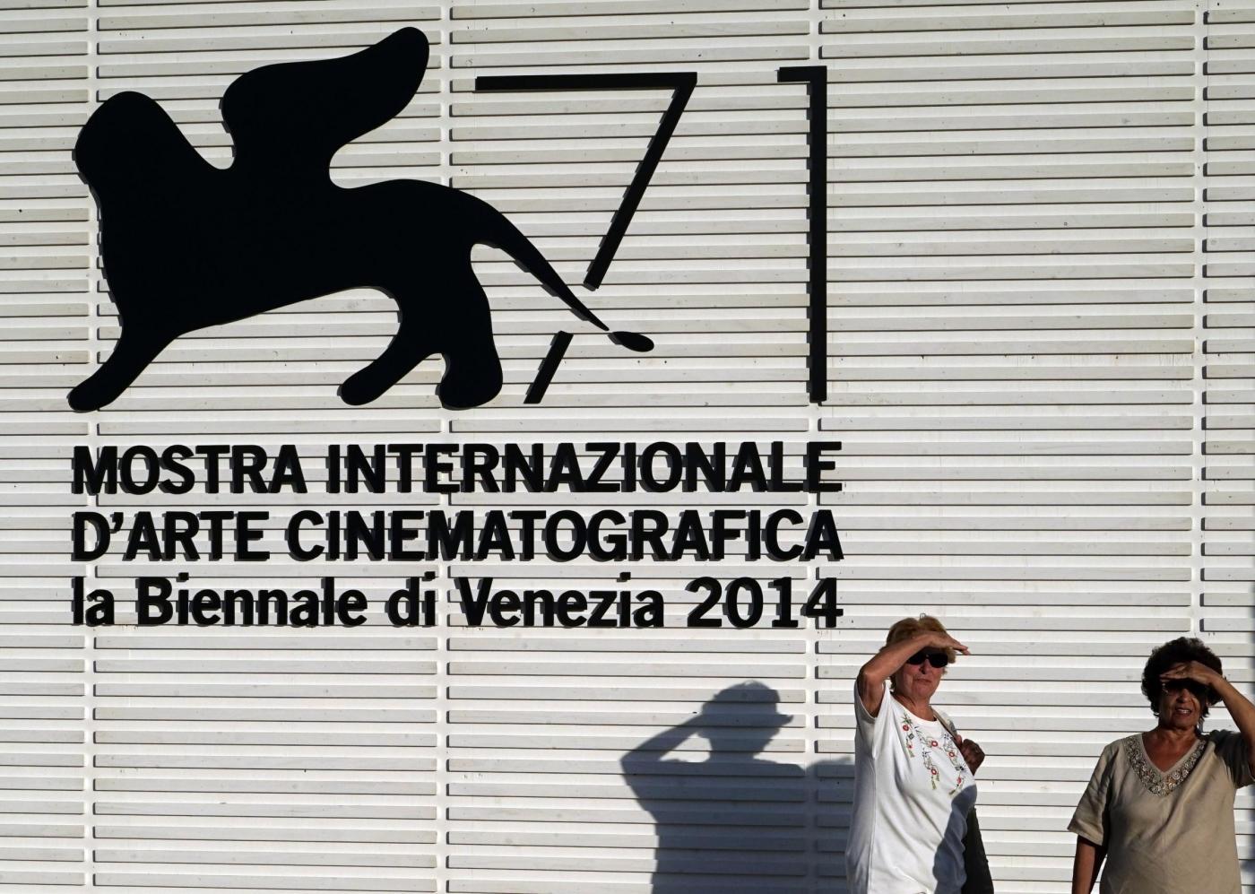 Festival di Venezia 2014 calendario proiezioni