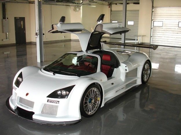 gumpert apollo avanti