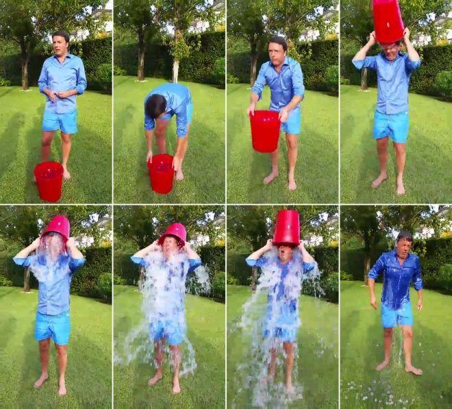 Ice Bucket Challenge? Tante docce fredde ma poche donazioni contro la SLA