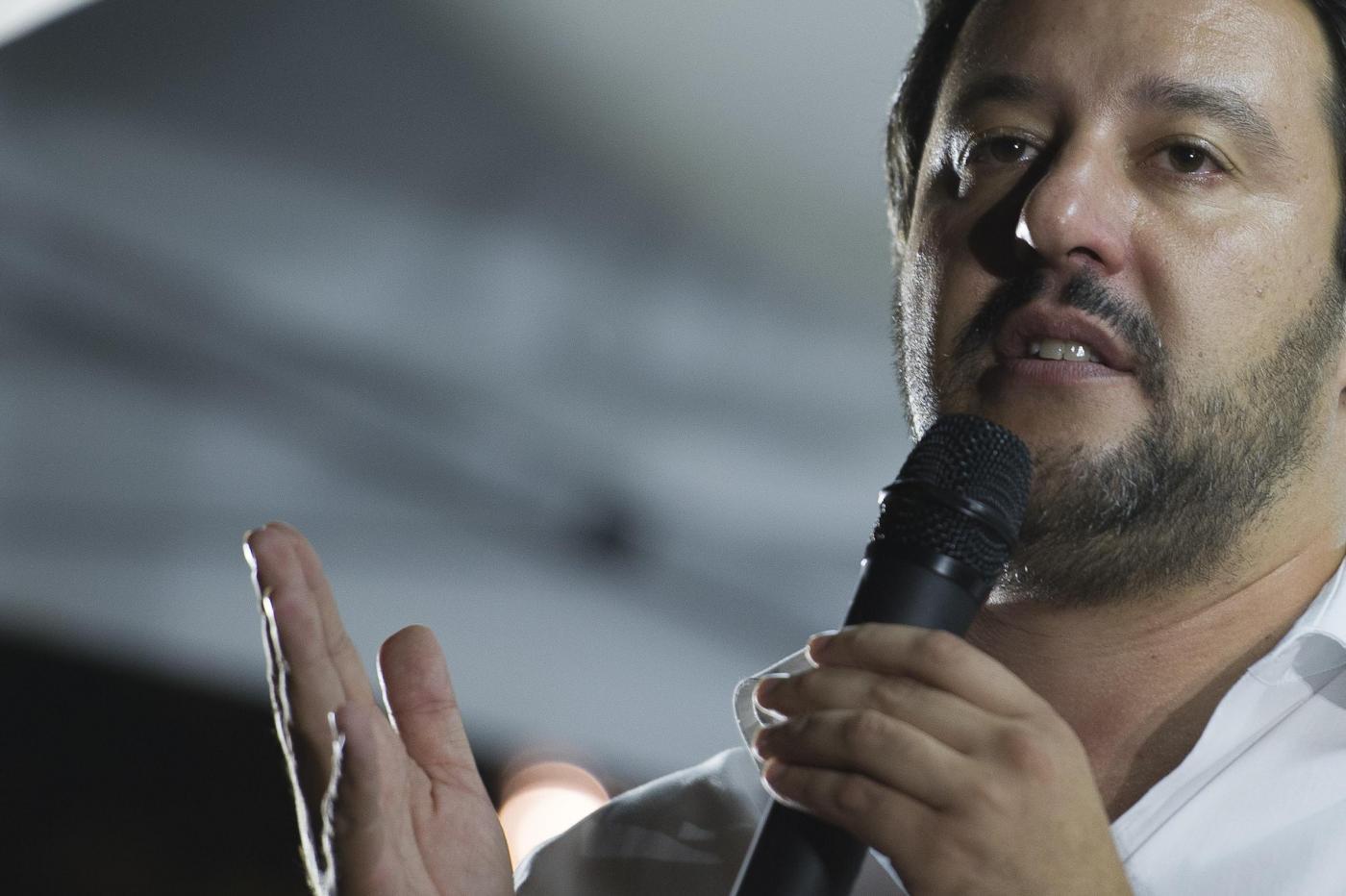 Matteo Salvini: tutte le gaffe del segretario federale della Lega Nord