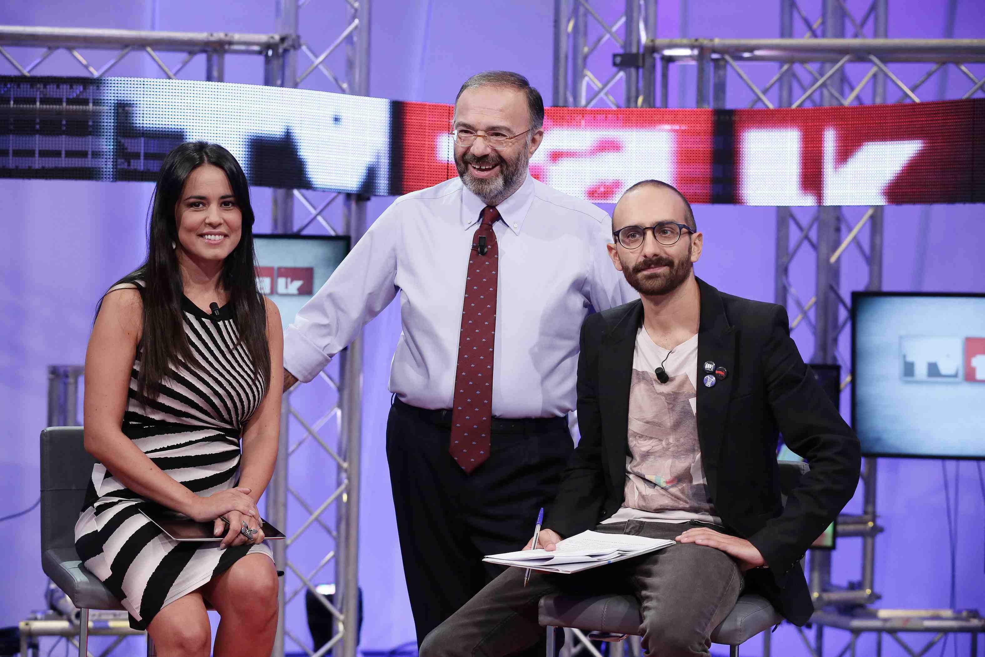 Tv Talk torna su Rai 3: Massimo Bernardini e la nuova edizione da sabato 4 ottobre