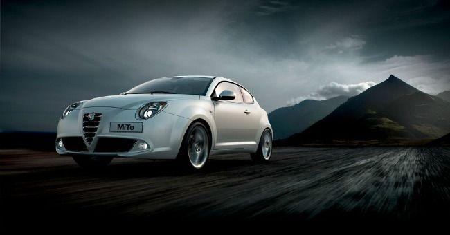 Alfa Romeo MiTo Turbo GPL