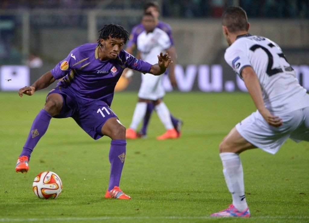 Fiorentina-Guingamp 3-0: esordio perfetto dei viola