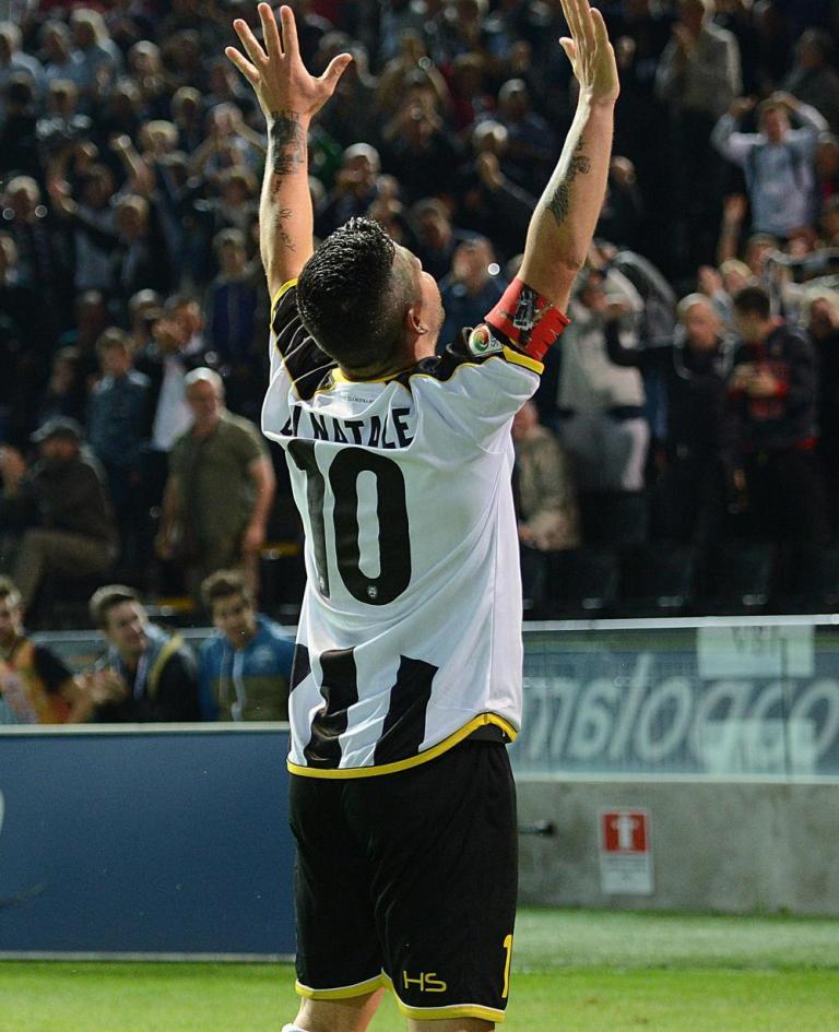 Udinese-Parma 4-2: quarta vittoria per i friulani