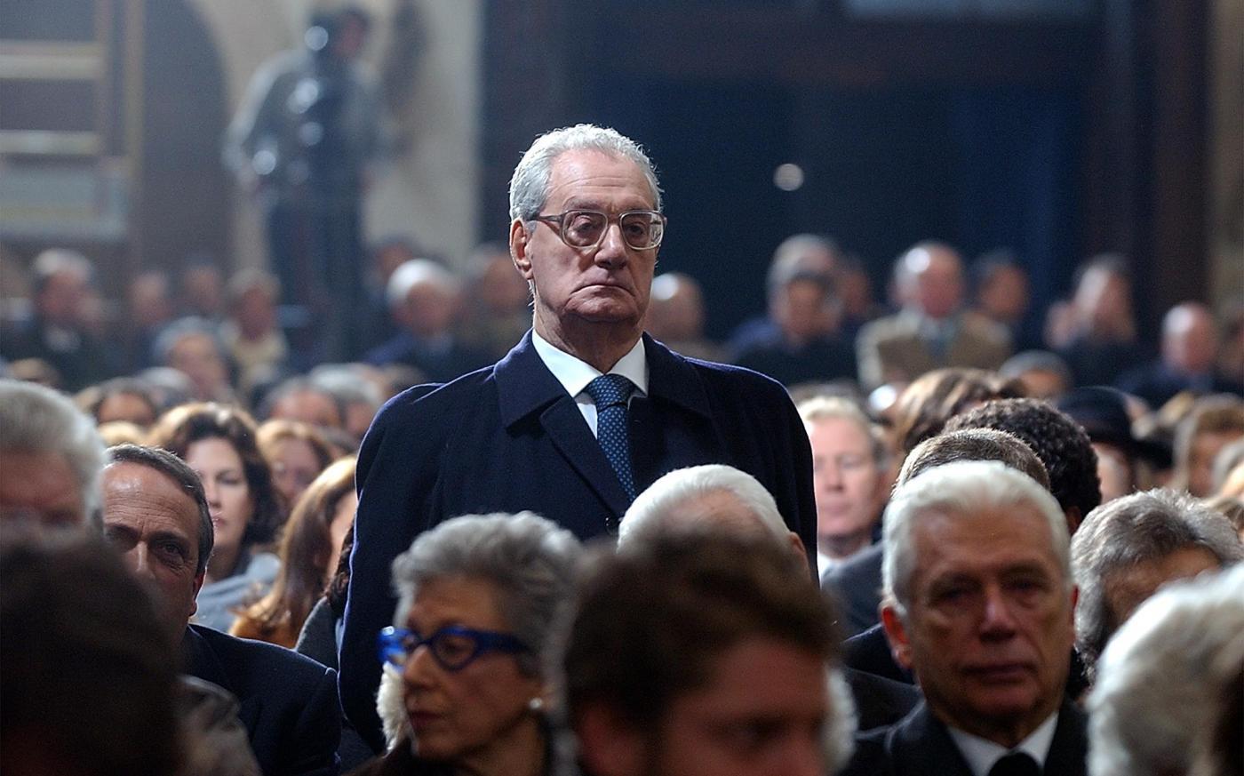 Morto Cesare Romiti, fu al fianco di Agnelli in Fiat