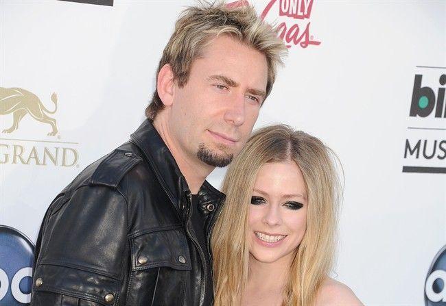 Chad Kroeger e Avril Lavigne