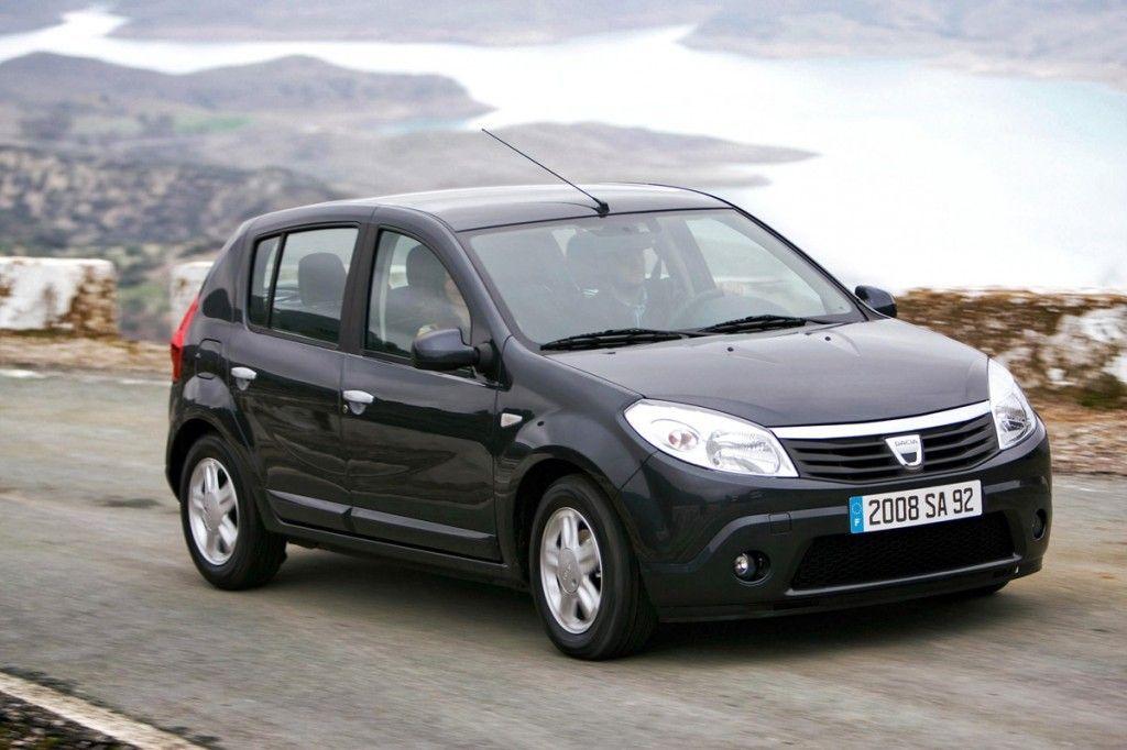 Dacia Sandero GPL 1024x682