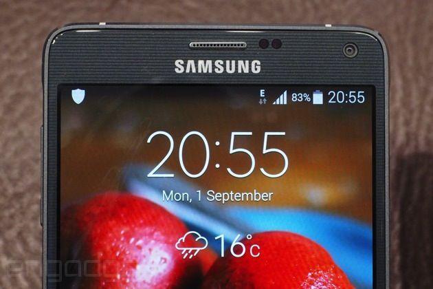 Display Samsung Galaxy Note 4