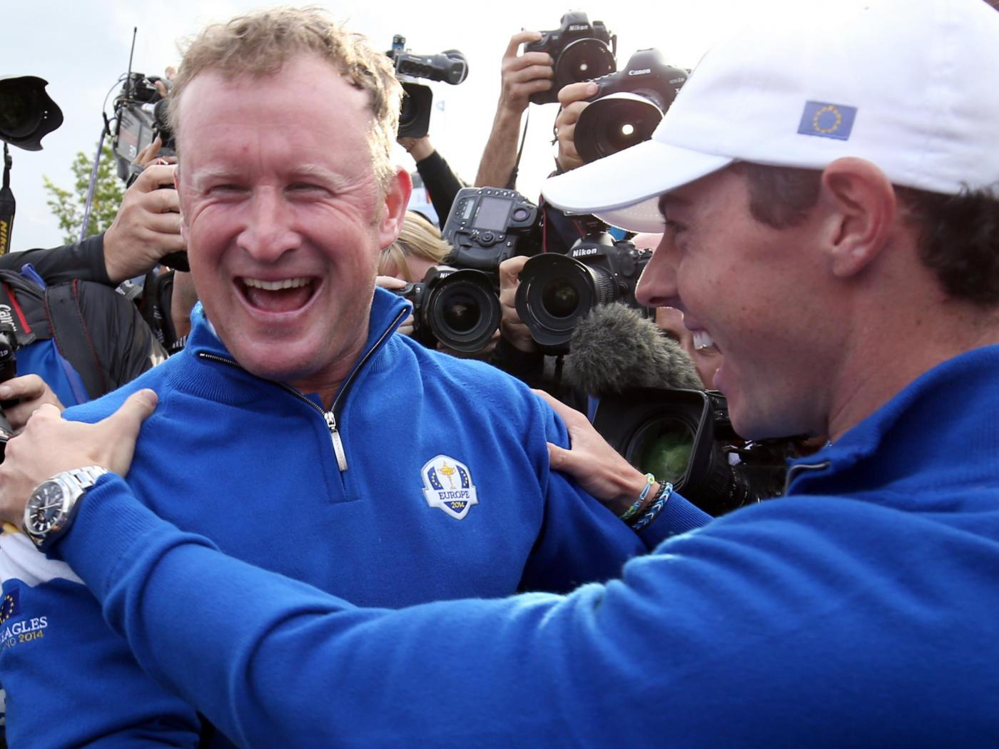 Golf, Ryder Cup 2014 all'Europa 16 1/2 – 11 1/2 sugli USA