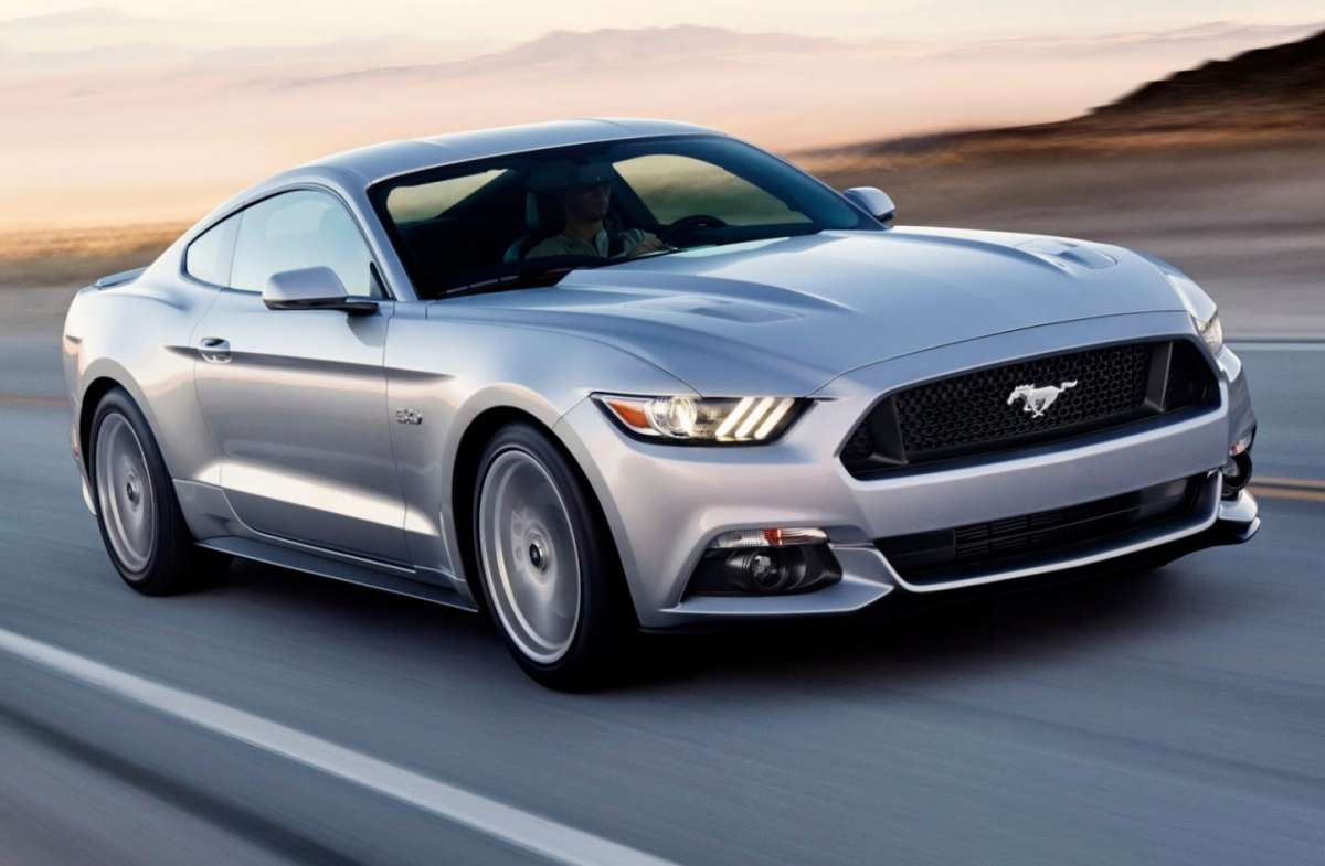 Superbollo auto, lista modelli - Ford Mustang