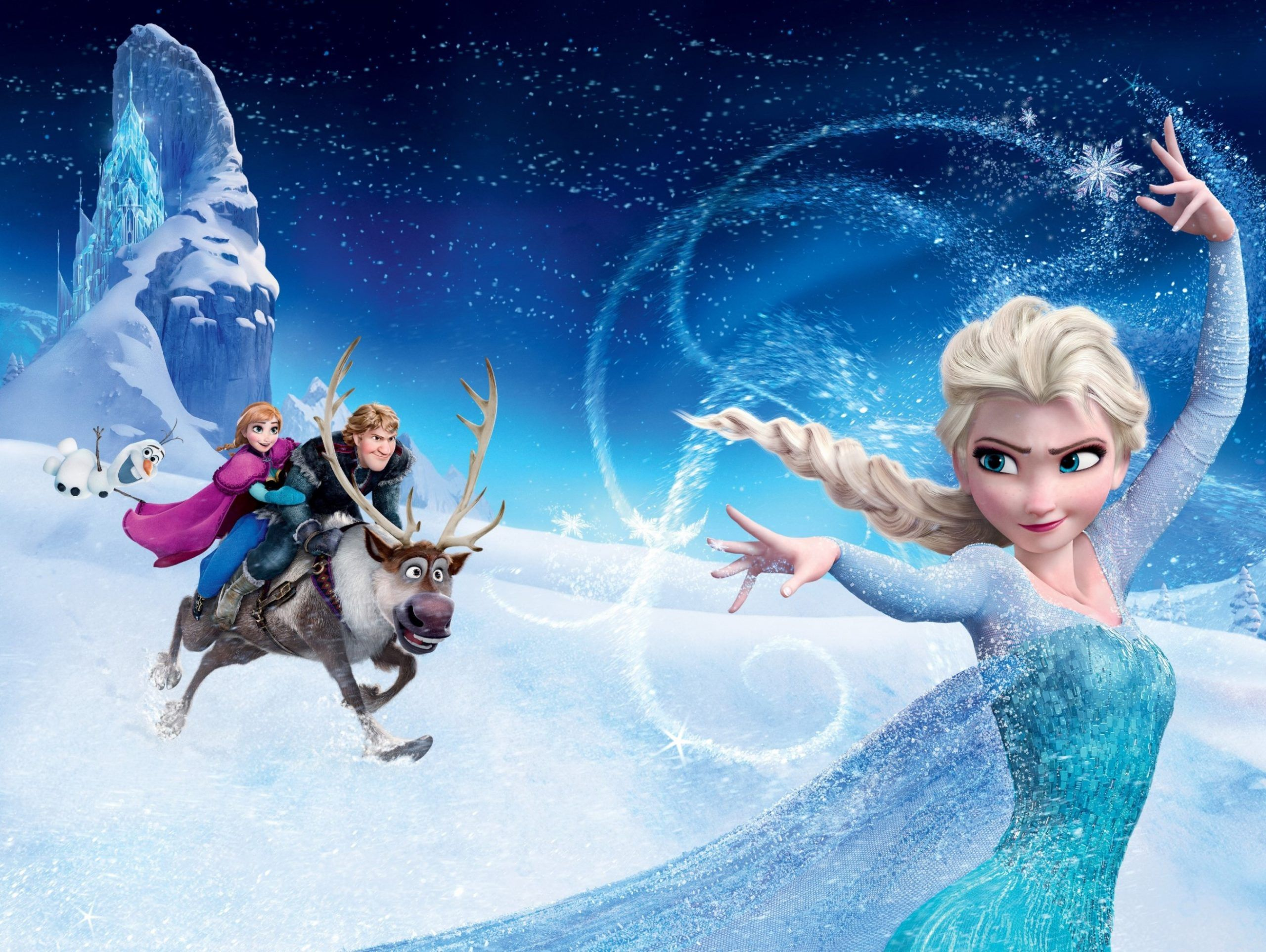 Frozen - Il regno del ghiaccio: il film da Oscar su Sky Cinema 1 HD