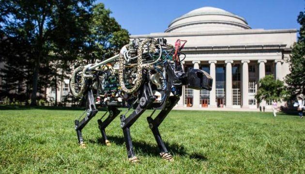 Ghepardo robot