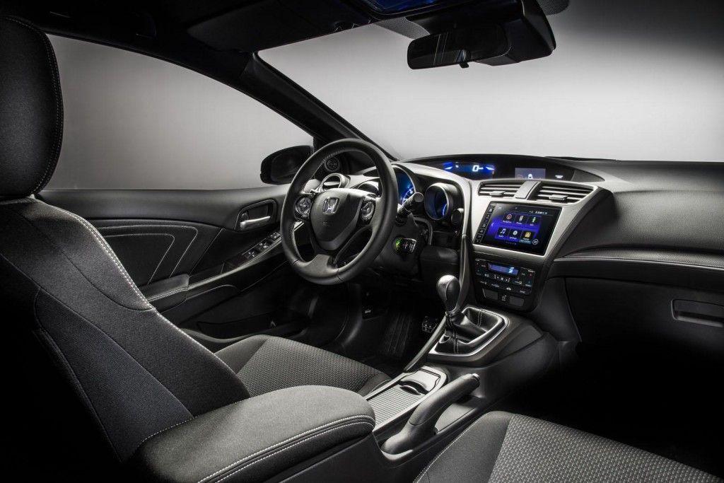 Honda Civic interni 1024x683