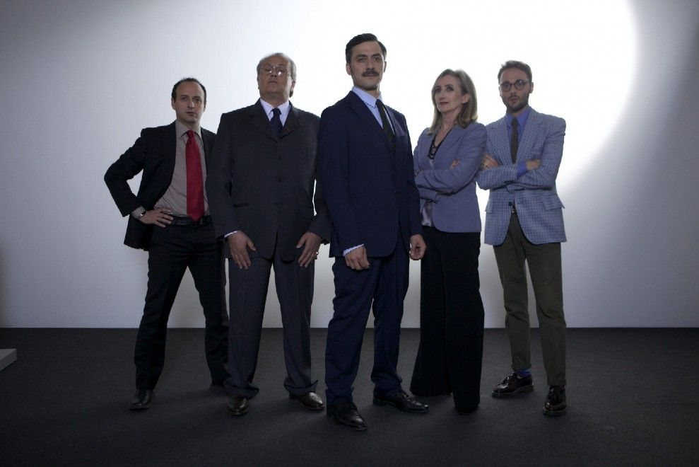 Il candidato: a Ballarò la serie tv di Filippo Timi per una Rai Tre in cerca di pubblico giovane
