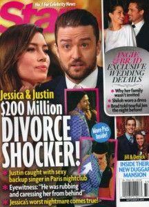 Justin Timberlake e Jessica Biel, divorzio (e tradimento) smentito