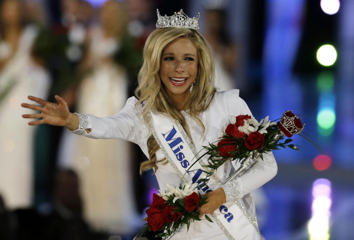 Miss America 2015 è Kira Kazantsev
