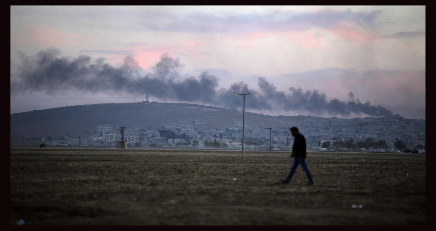 Guerra in Siria contro l'Isis 2014: i curdi resistono nella battaglia di Kobane