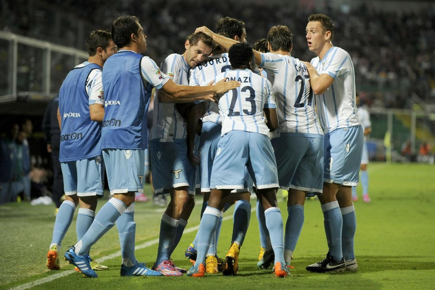 Palermo vs Lazio 0-4: sconfitta pesante per i rosanero