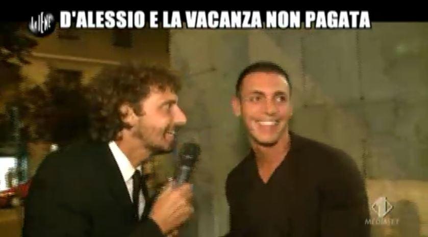 Le Iene e Claudio DAlessio