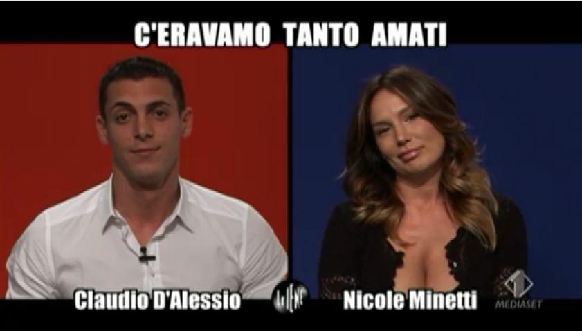 Le Iene intervista Minetti DAlessio