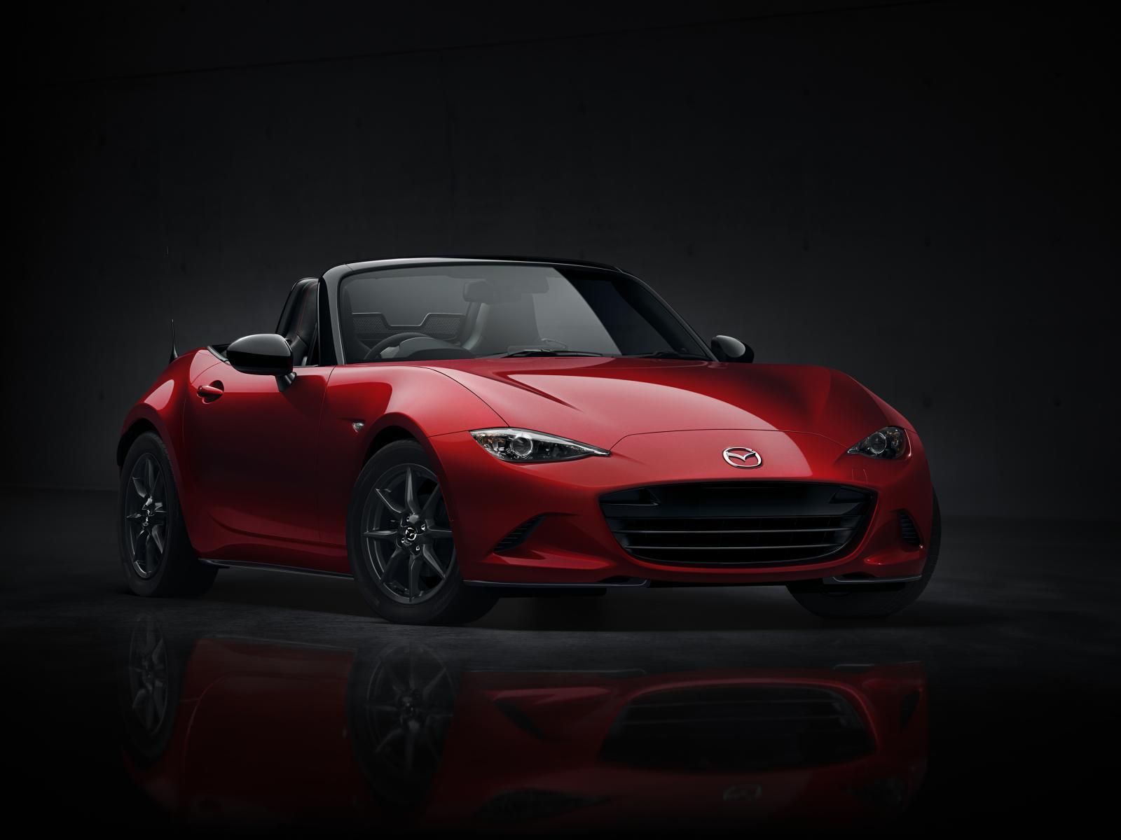 Nuova Mazda MX-5: scheda tecnica e motori