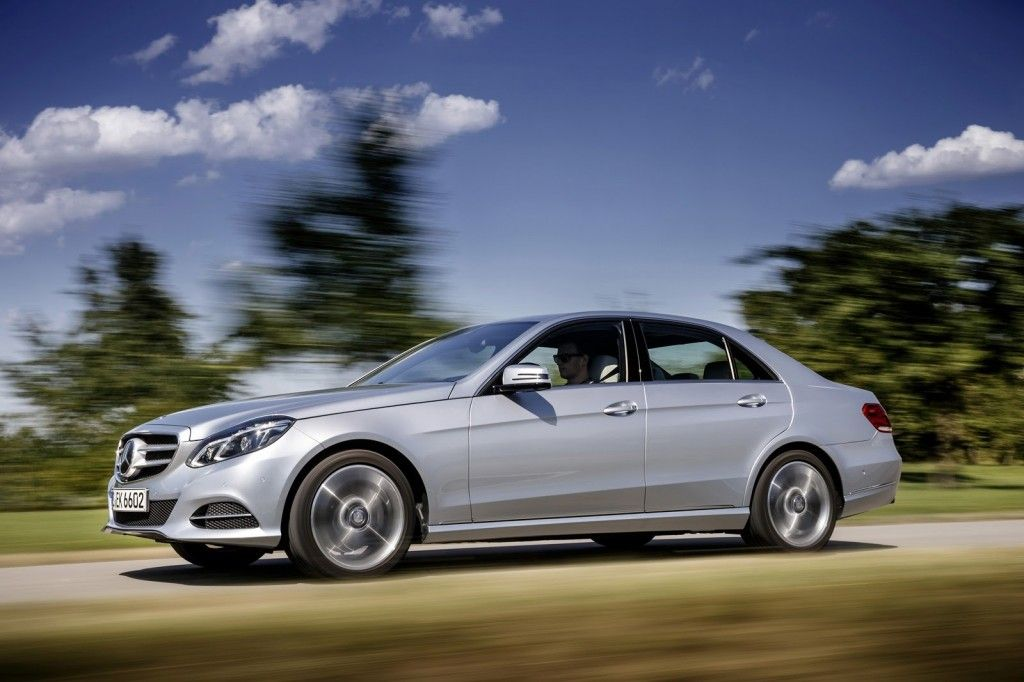 Mercedes E 200 NGT BlueEfficiency laterale 1024x682