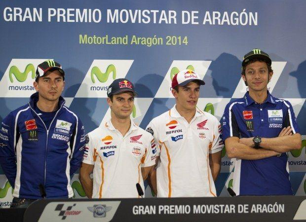 MotoGP Aragon 2014: conosci il GG spagnolo? Fai il nostro QUIZ!
