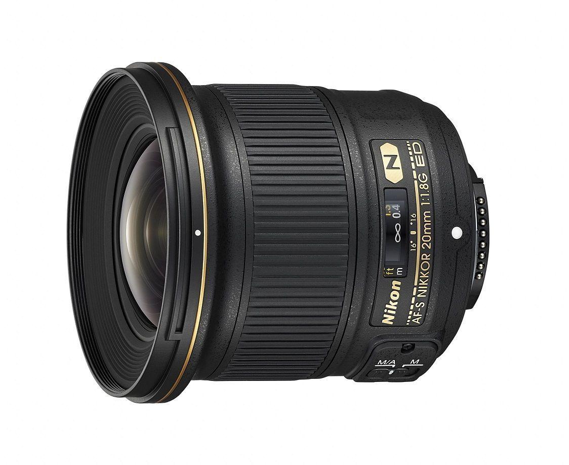 Nikon Nikkor AFS 20 1 8G