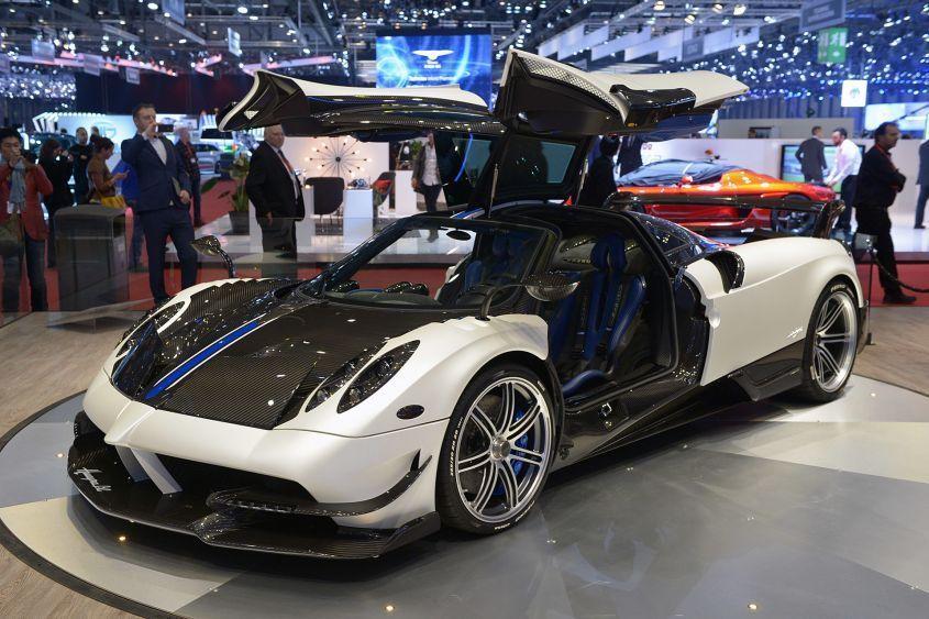 Superbollo auto, lista modelli - Pagani Huayra BC