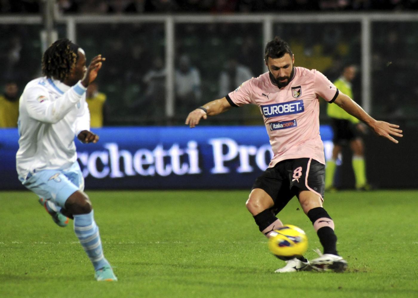 Palermo Lazio Serie A
