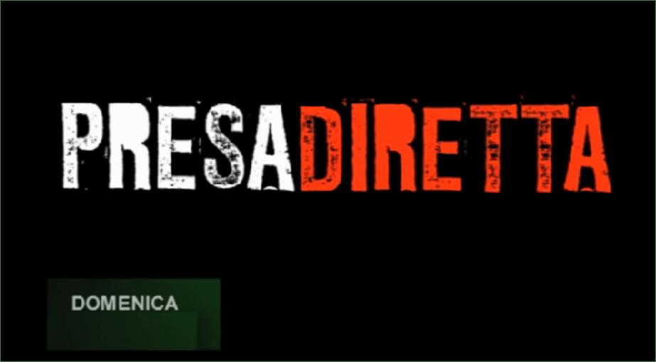 Presa Diretta su Rai 3 con Riccardo Iacona: baby squillo per la prima puntata della nuova stagione