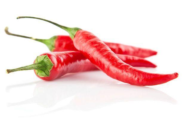 Le proprietà benefiche del peperoncino