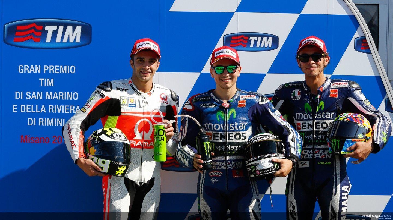 MotoGP Misano 2014, gara: Rossi trionfa sul circuito di Simoncelli