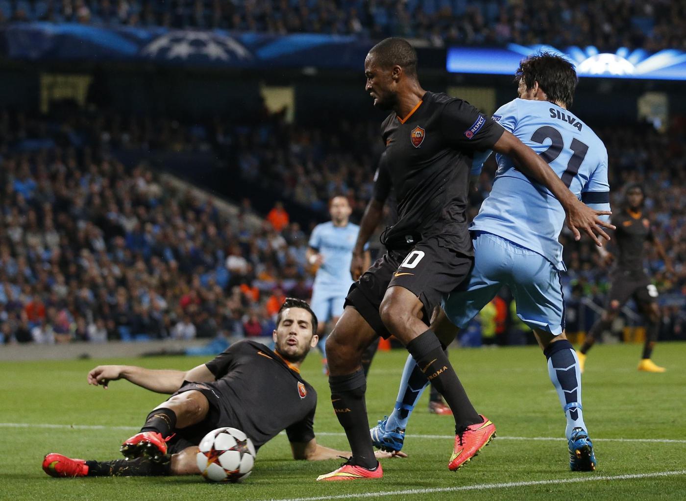 Roma Manchester City 150x150