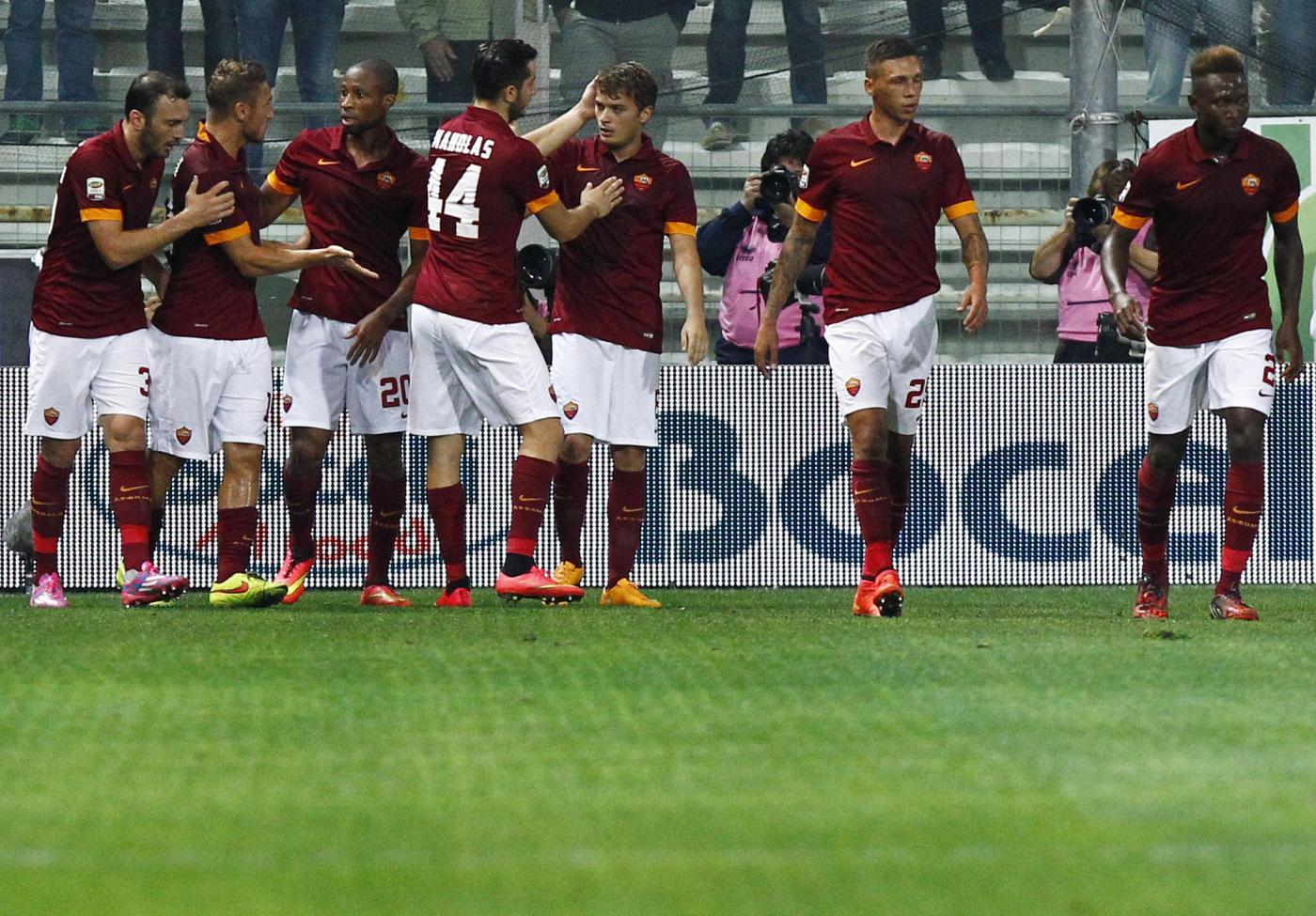 Parma vs Roma 1-2: il gol di Pjanic per non perdere il treno-Juve