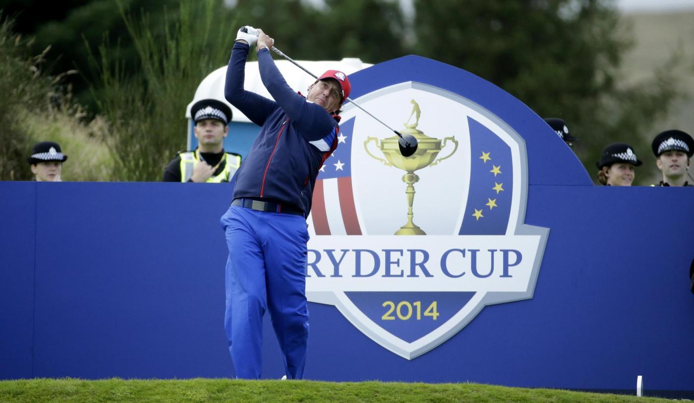 Ryder Cup 2014: squadre e programma di gara