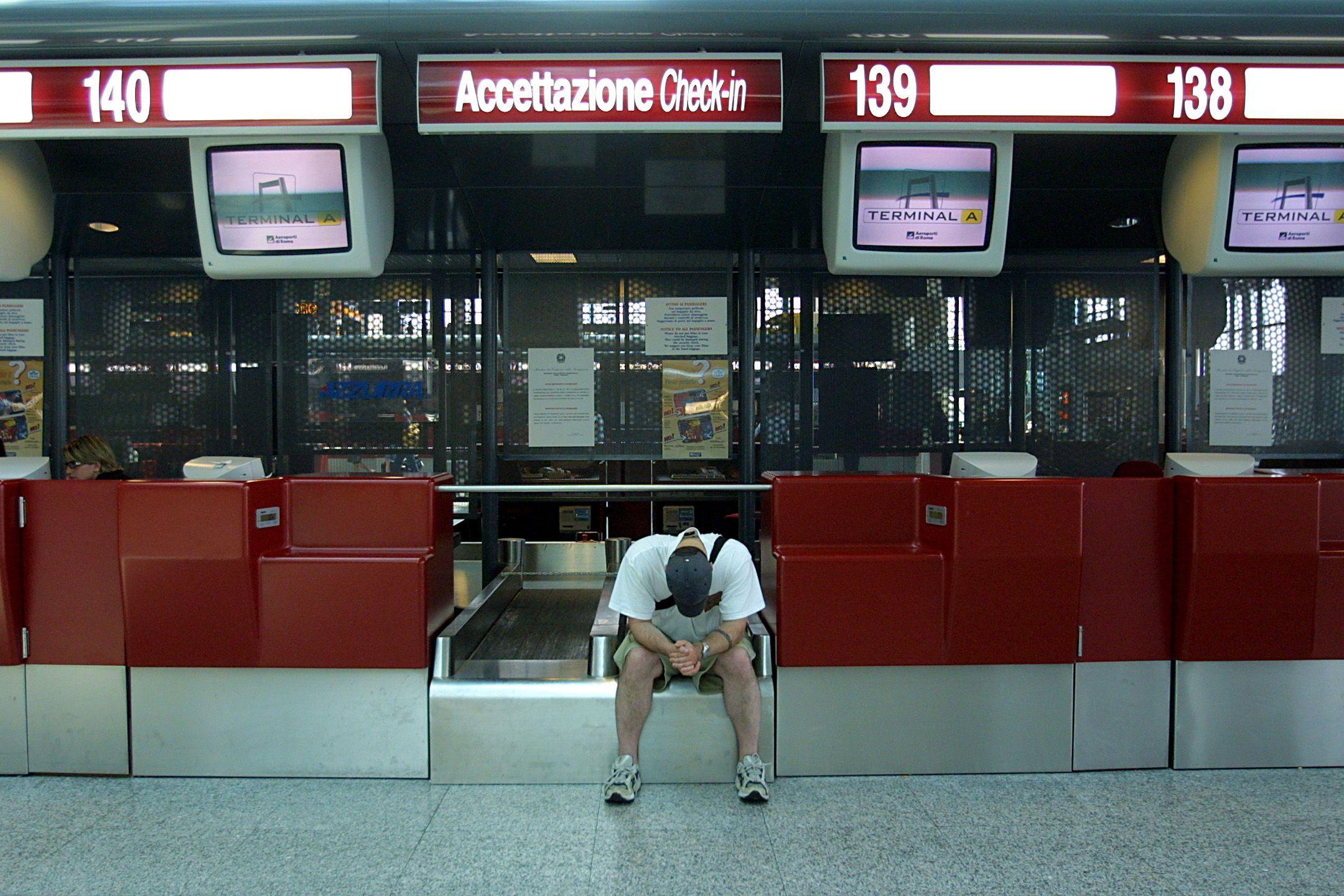 Fiumicino, sciopero aerei 6 settembre: la situazione in tempo reale